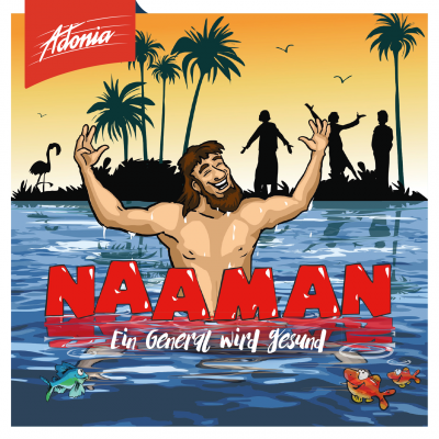 CD-Cover Naaman
