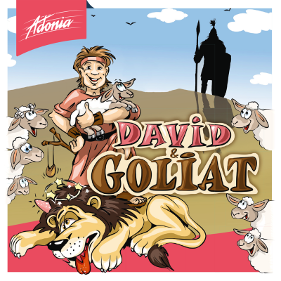 CD-Cover David&Goliat